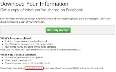 Cara Menggabungkan Dua Akun Facebook