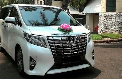 Sewa Mobil Alphard Jakarta Barat