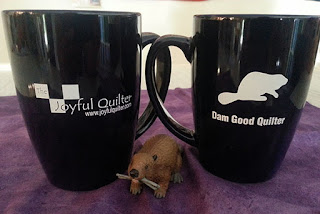 Dam Good Mug Joyful Quilter