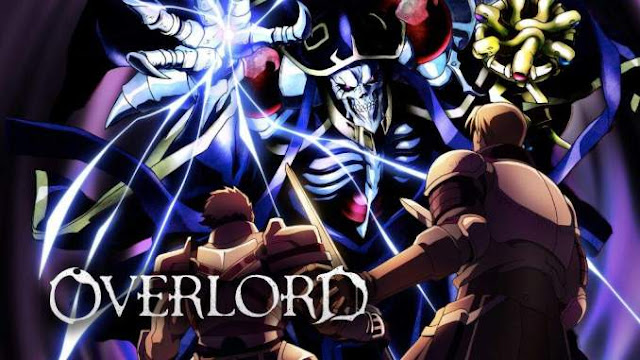 Overlord Movie 2 : Shikkoku no Eiyu Subtitle Indonesia + OST