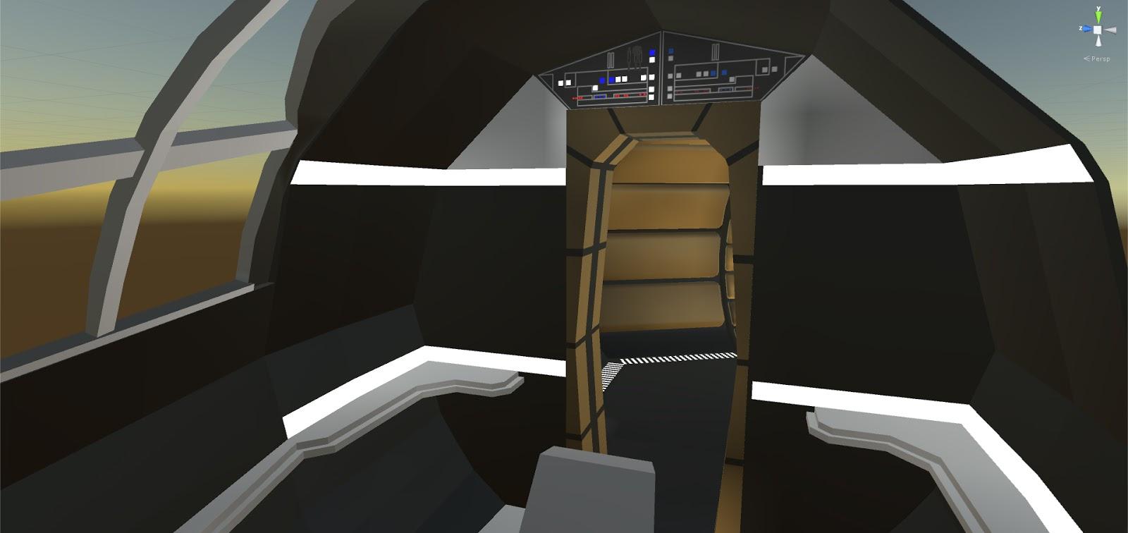 Arthur's Sketchbook: Millennium Falcon 3D Model