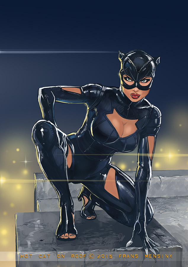 Cat Woman Vore