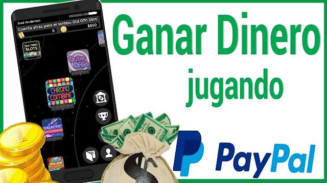 Ganar Dinero desde casa Jugando con el Celular
