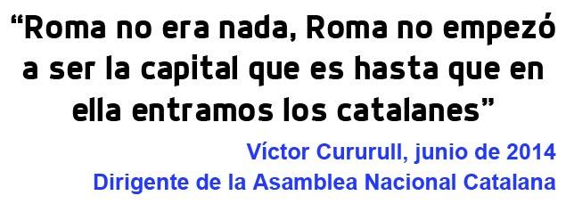 Asamblea Nacional Catalana Víctor Cururull