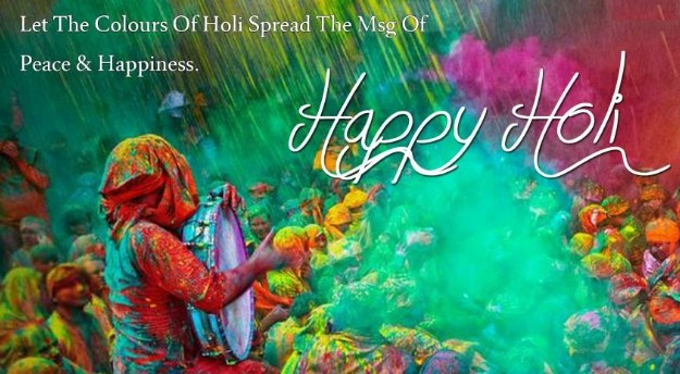 Happy Holi Images, Wishes, Photo, Quotes And Much More