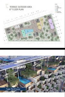 Penthouse Apartemen Carstensz BSD City Serpong