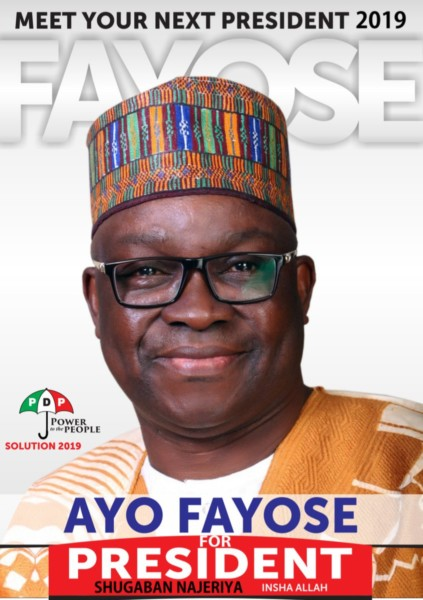 Fayose-Presidential-Campaign-poster