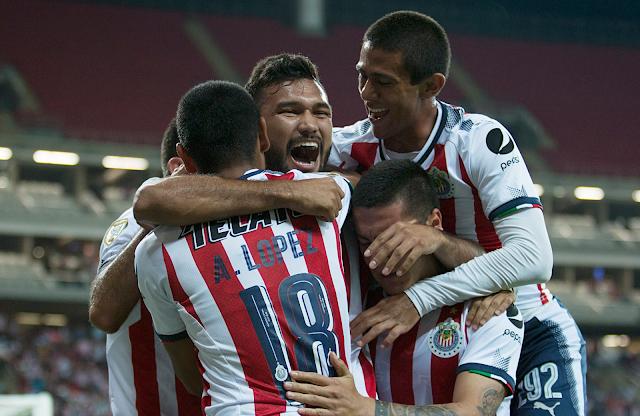 Juárez cayó 4-2 ante Chivas
