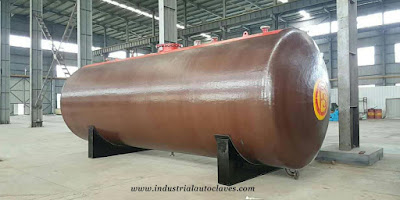 Double Wall Oil Tank