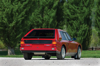 1985 Lancia Delta S4 Rear Right