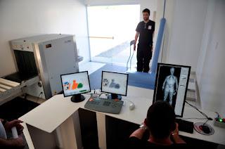 Resultado de imagem para scanners corporal