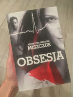 """Obsesja"" Katarzyna Berenika Miszczuk, fot. by paratexterka ©"