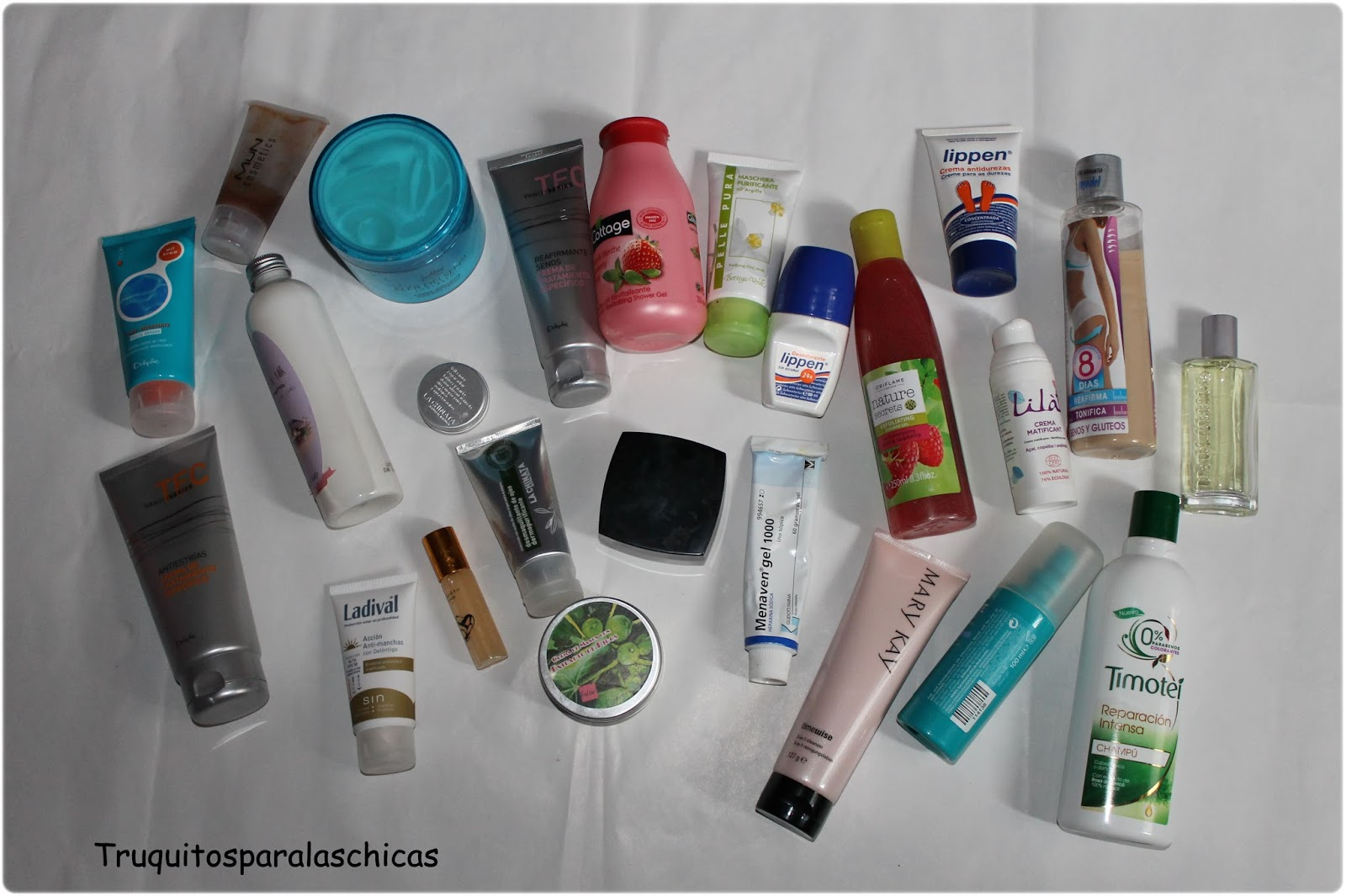 cosmeticos para mujeres
