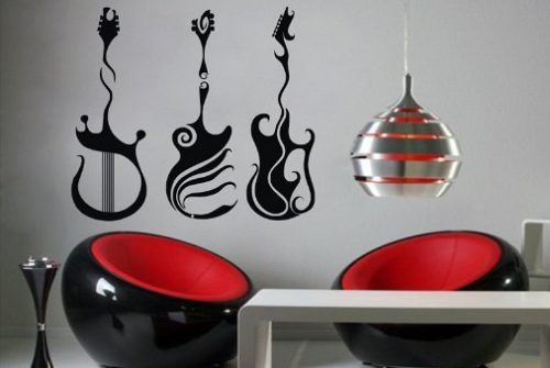 Decoration With Musical Inspiration 9