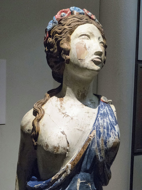 Visit the Aberdeen Maritime Museum and see a figurehead from a historic ship