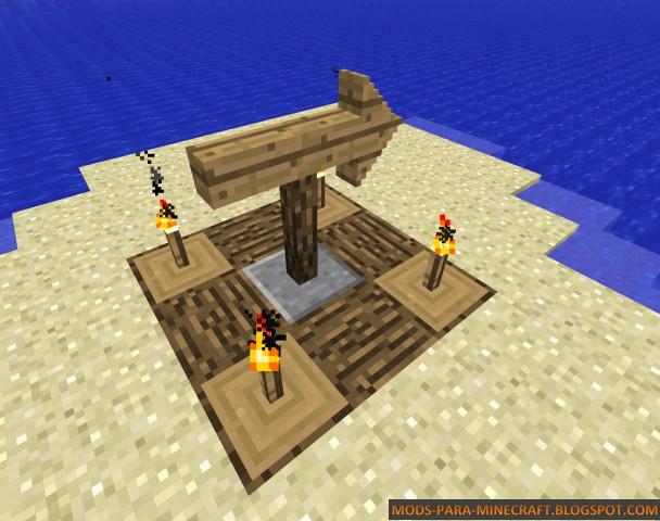Señalización -  Chisels & Bits Mod 1.9