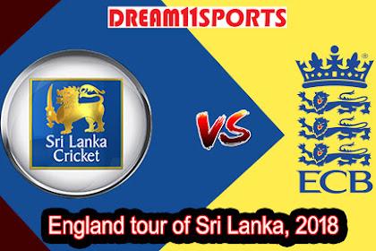 Sri Lanka vs England, 5th ODI Match (Dream11 Prediction Playing 11 Team)