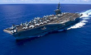 Το αμερικανικό Πολεμικό Ναυτικό ανασυστήνει τον Δεύτερο Στόλο