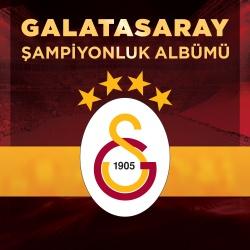 Galatasaray Şampiyonluk Albümü 2019 Albüm indir