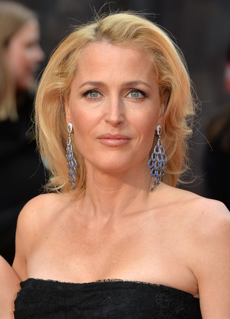 Gillian Anderson Nude Photos 56