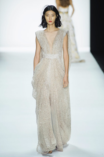 Jane Wonder || Top 9 Looks from Badgley Mischka | NYFW