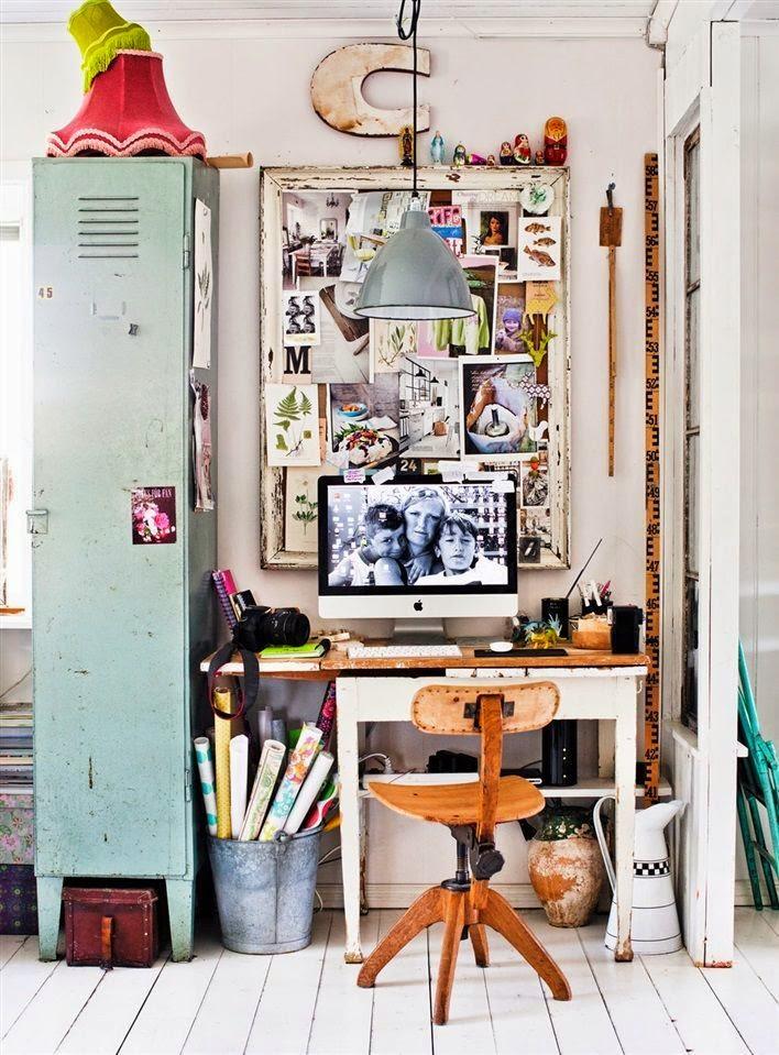 la fabrique d co am nager son espace de travail la maison. Black Bedroom Furniture Sets. Home Design Ideas