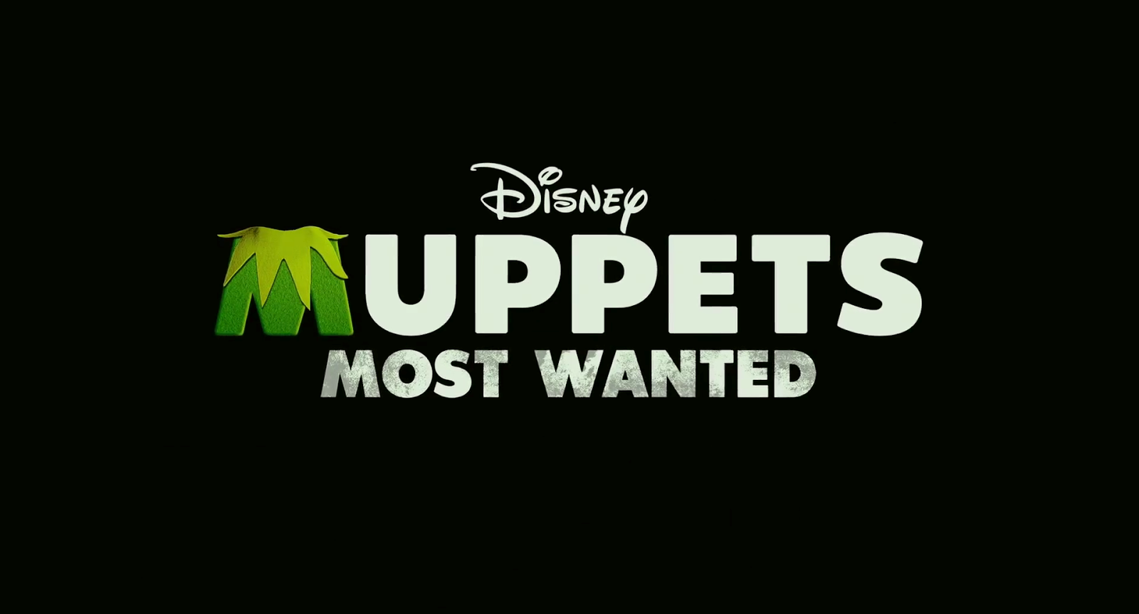Muppets Most Wanted Logo