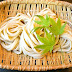 Teuchi udon / handmade wheat noodles