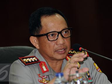 Kapolri Tito Karnavian : Ahok Sudah Tersangka Apabila Masih Demo Berati Ini Tentang Politik