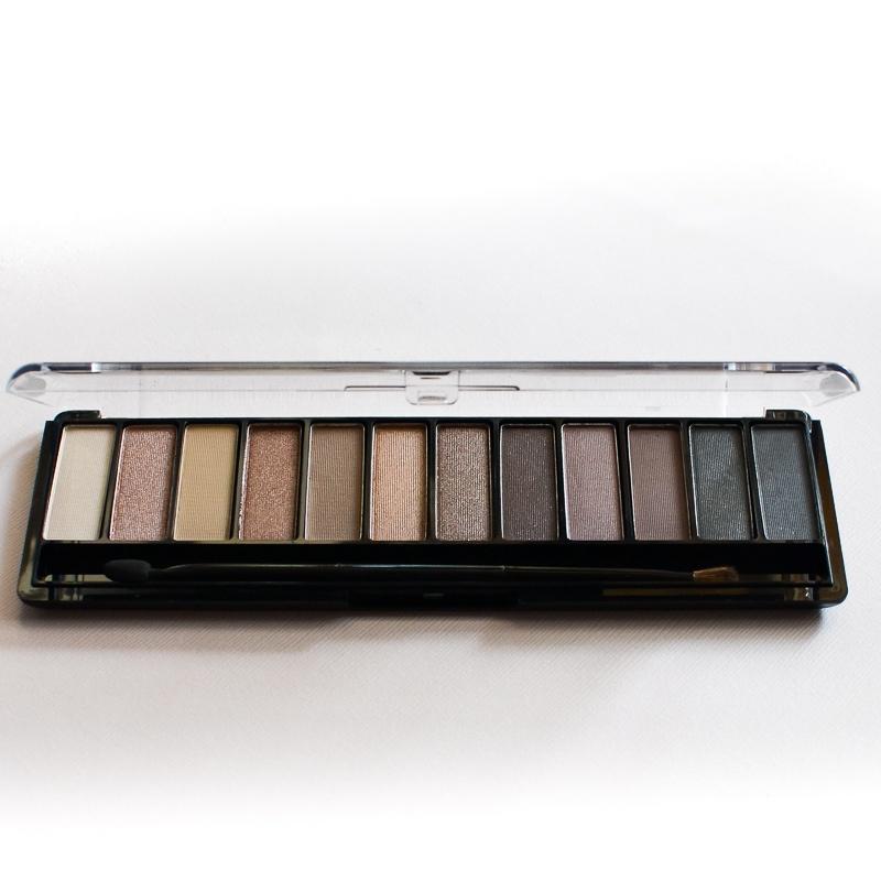 Rimmel Magnif'Eyes Nude Edition Eyeshadow Palette