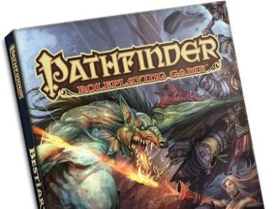 No queréis caldo, pues toma siete tazas... Bestiario 6 para Pathfinder en 2017