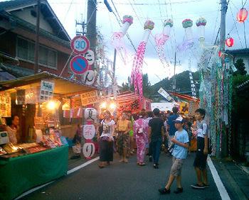 京丹波花火大会