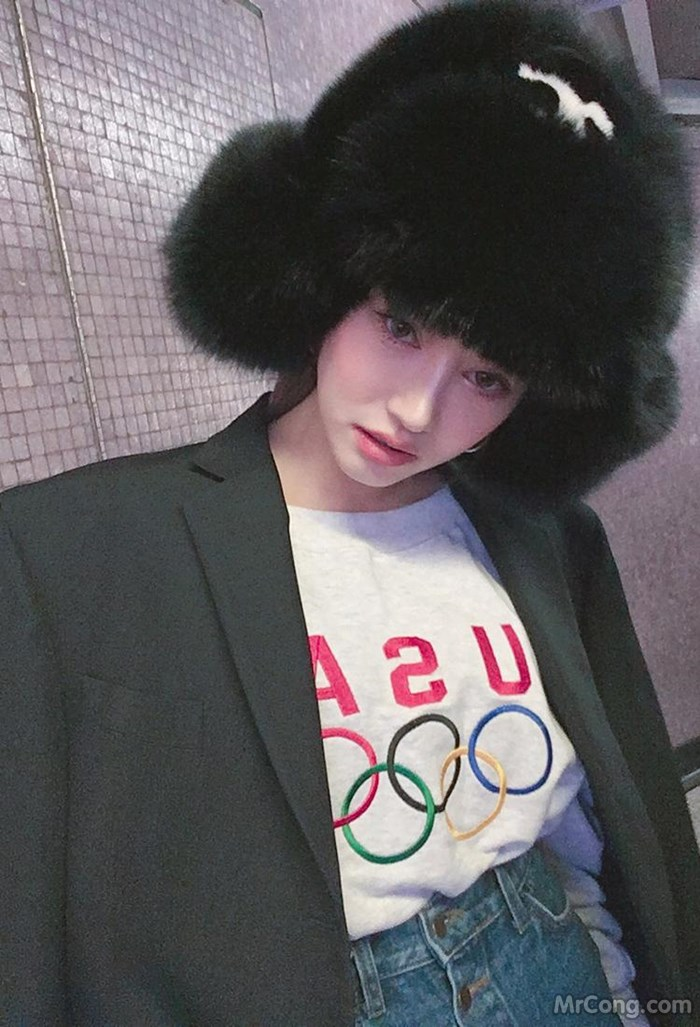 Người đẹp Park Sora trong bộ ảnh thời trang tháng 1/2017 (45 ảnh)