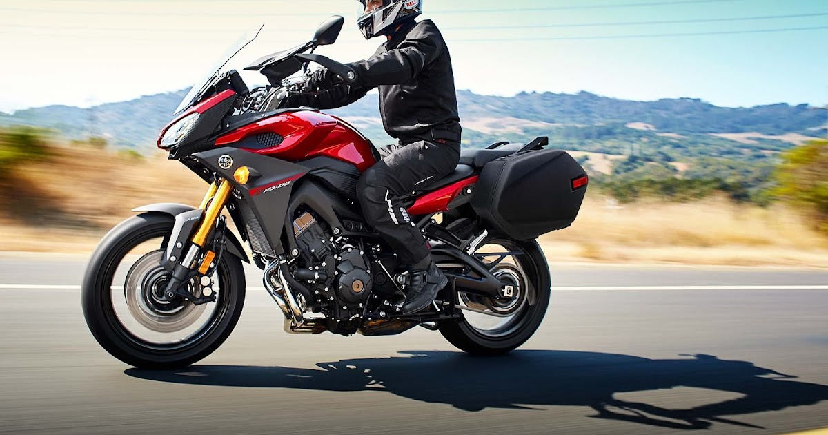 R6shifter Blog : Yamaha MT09 Tracer Small passenger review.