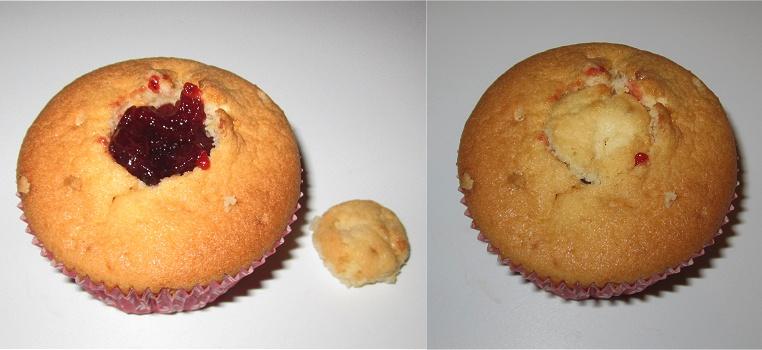 Gefüllte Cupcakes mit Haselnusskrokant á la Frankfurter Kranz Anleitung 2