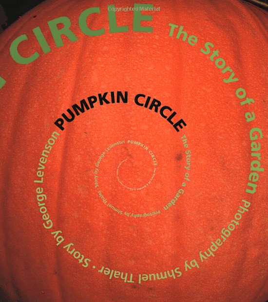 Pumpkin Circle Book Review by GradeONEderful.com
