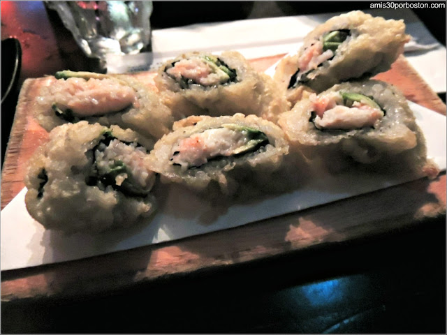 Ryoko's Japanese Restaurant & Bar: Jumping California $9