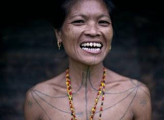 Asa Gigi Khas Suku Mentawai