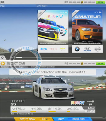 Real Racing 3 Mega Mod v4.1.6 Apk+Data Android