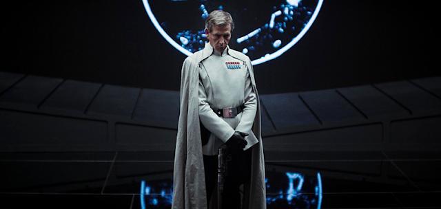Rogue One: A Star Wars Story: Ben Mendelsohn