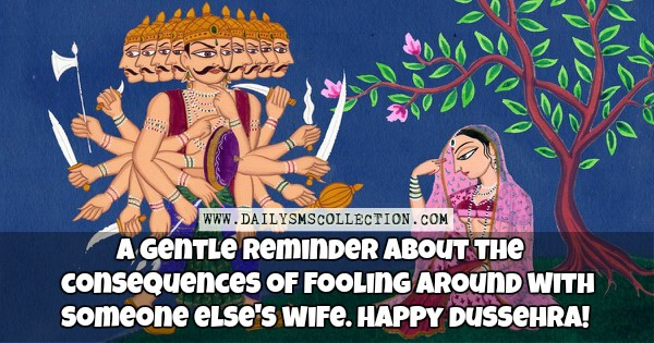 Happy Dussehra Poster Free Download HD