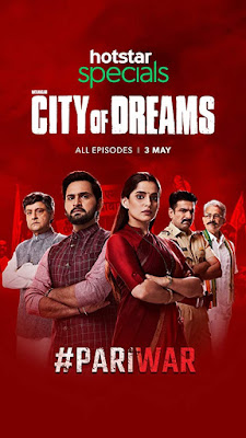 City Of Dreams 2019 Hindi Complete WEB Series 720p HEVC x265