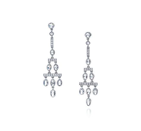 Art Deco Chandelier Earrings At Tiffany