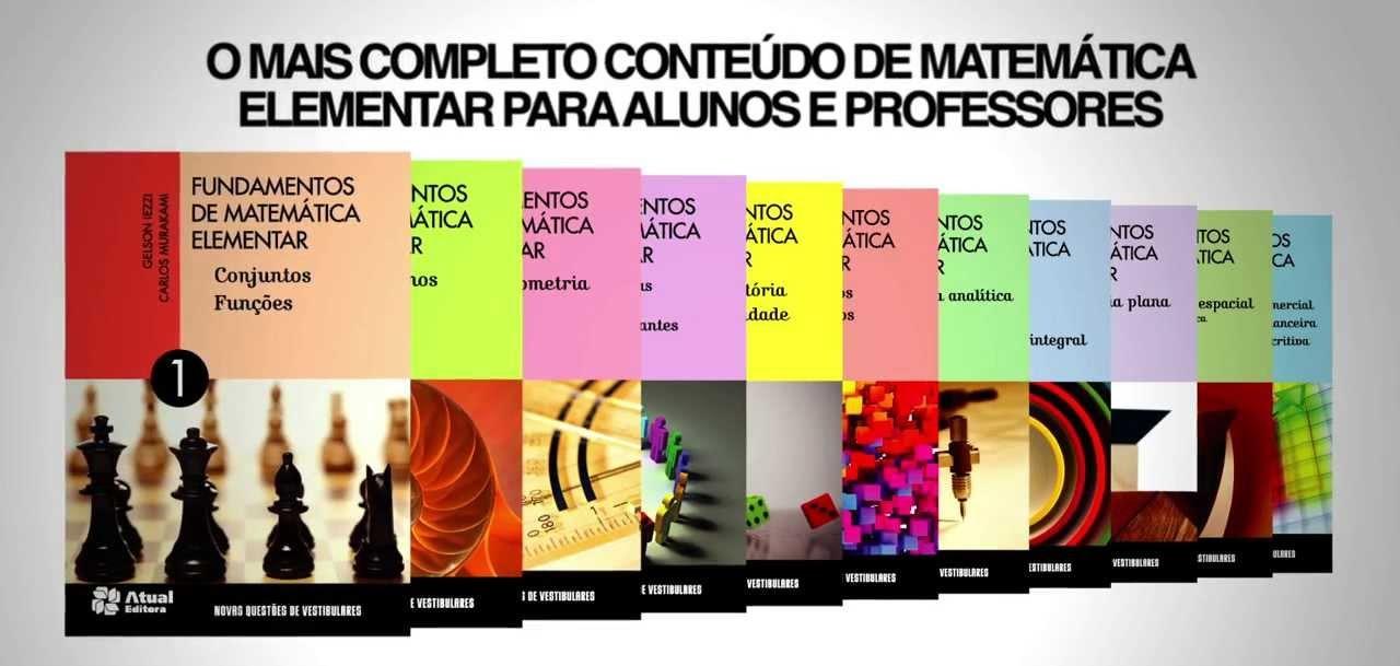 Pdf vol fundamentos matematica elementar da 9