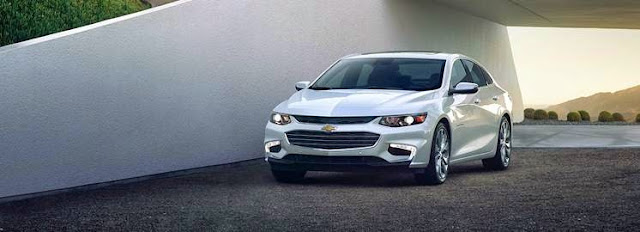 The New 2016 Chevy Malibu - Coming Soon to Hoselton Chevrolet in East Rochester, NY