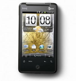 HTC Aria announced by AT&T