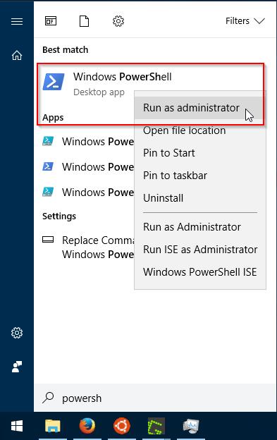 Cara Install Linux di Windows dengan Powershell