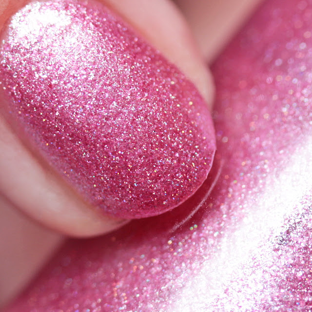 Leesha's Lacquer 2 Pure 2 Be Pink