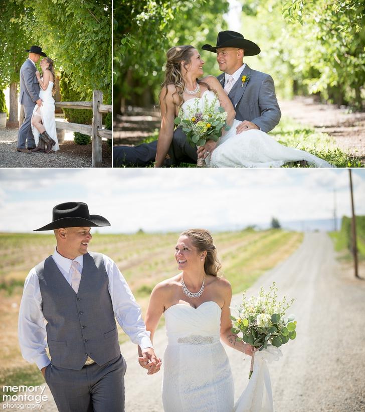 wedding photography le jardin zillah, wa
