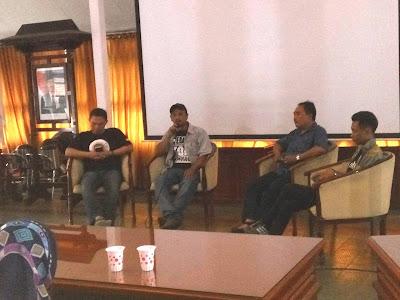 diskusi kopi bowongso